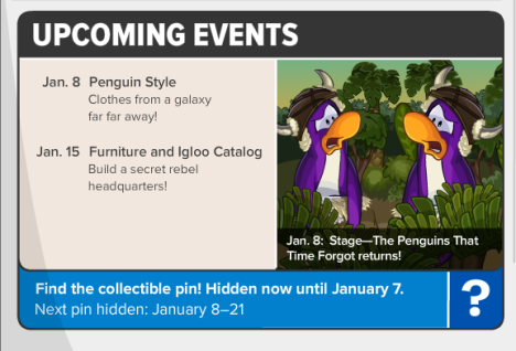 Club Penguin Times Issue 479