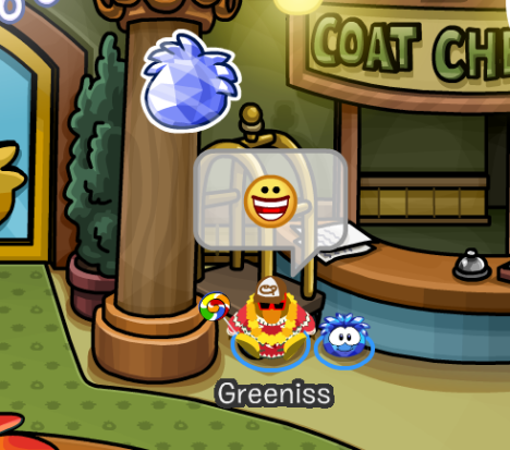 Club Penguin Crystal Puffle Pin Cheat